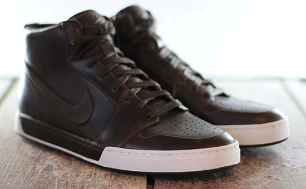 """Nike Air Royal Mid VT """"Antique Brown"""" Elevated Scholars  Elevated Scholars"""